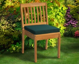 Winchester Teak Stacking Garden Chair