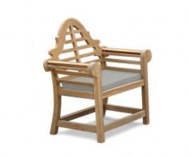 Lutyens Outdoor Chair Cushion