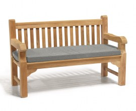 3 Seater Garden Bench Cushion - 1.5m/5ft