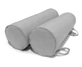 Garden Bolster Cushions - Set of 2