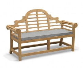 Lutyens Outdoor Bench Cushion - 3 Seater