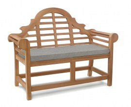 Lutyens Outdoor Bench Cushion - 2 Seater