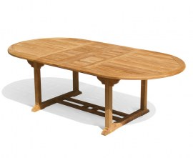 Teak Wood Table and Chairs Set