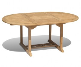 Oxburgh Extending Outdoor Dining Table