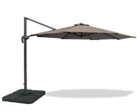 Umbra® Extra Large Round Cantilever Parasol - 3.5m