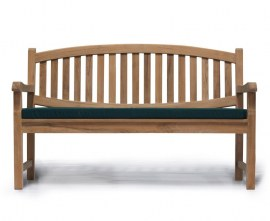 Kennington Patio Bench Wooden