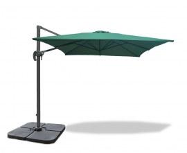 Umbra® Square Cantilever Parasol - 3 x 3m