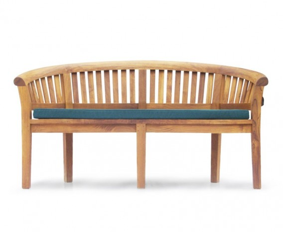 Apollo Teak Banana Bench