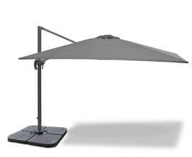 Umbra® Large Rectangular Cantilever Parasol - 3 x 4m