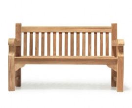 Gladstone Teak Outdoor Bench
