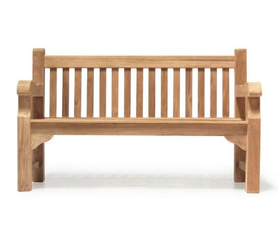 Gladstone Teak Garden Bench