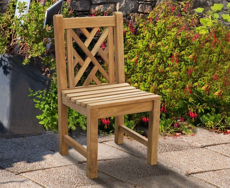 Chippendale Garden Dining Chair
