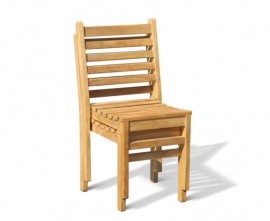 Sussex Teak Garden Dining Chair