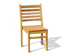 Sussex Teak Stacking Garden Chair