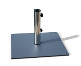 Stainless Steel Parasol Base
