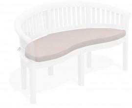 peanut bench cushion
