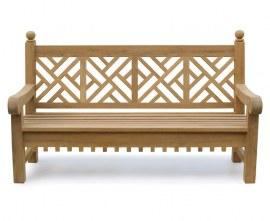 Lattice Back Bench 6ft