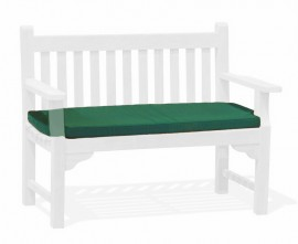 2 Seater Garden Bench Cushion - 1.2m/4ft