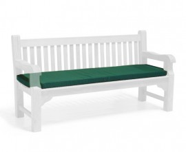 4 Seater Garden Bench Cushion - 1.8m/6ft