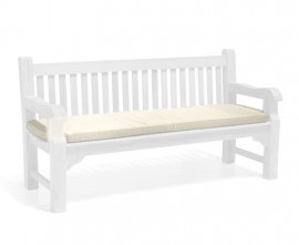 4 Seater Bench Cushion for Gladstone, Turners, Runnymede Benches