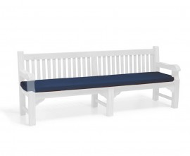8ft Garden Bench Cushion for Runnymede, Gladstone, Turners Benches