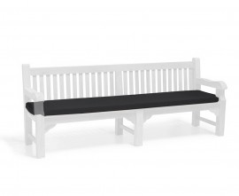 Outdoor Bench Cushion Pad - 2.4m/8ft