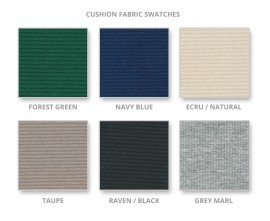 Garden Cushion Fabric Swatches
