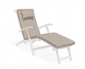 Steamer Lounger Seat Pad