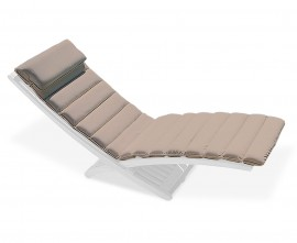 Lucia Sunlounger Cushion in 5 Vibrant Colours