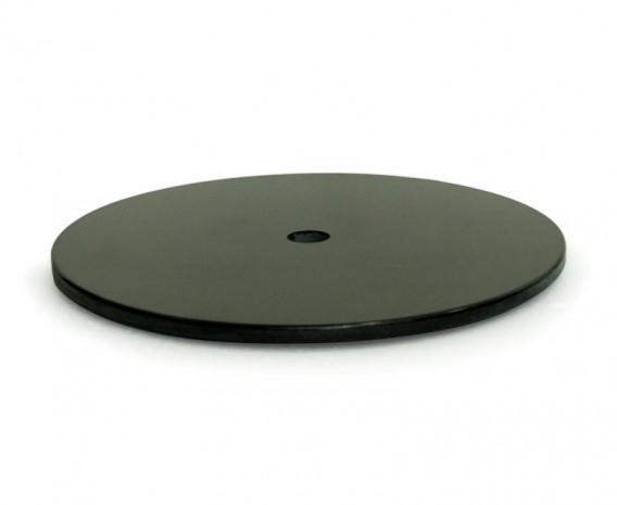 Black Granite Lazy Susan - 60cm