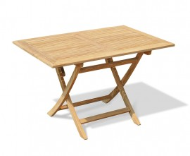 Palma Rectangular 1.2m Folding Table