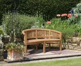 Teak Garden Bench | High-Quality Teak Bench | Teak Outdoor Bench