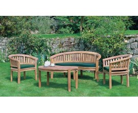 Apollo Banana Dining Sets | Garden Patio Furniture Sets