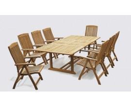 Dorset Dining Sets | Teak Garden Furniture Sets