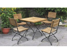 Square Dining Sets   Square Garden Table and Chairs