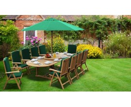 Oval Dining Table Sets | Oval Garden Furniture Sets
