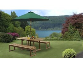 Rectangular Garden Table and Chairs | Rectangle Dining Sets