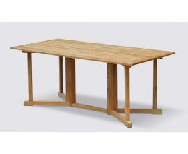 Byron Tables | Teak Garden Dining Tables