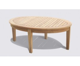 Garden Coffee Tables | Outdoor Side Tables | Teak Side Tables
