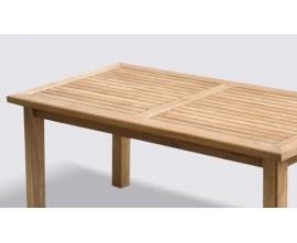 Teak Garden Furniture Tables | Teak Patio Tables | Medium-Sized Tables
