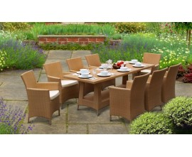 Rattan Dining Sets | Rattan Table and Chairs | Wicker Table and Chairs