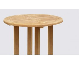 Small Teak Garden Tables | Small Outdoor Tables | 2 Seater Tables