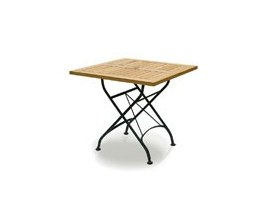 Garden Bistro Café Tables | Wooden Bistro Tables | Teak Bistro Tables